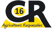 Logo Coordination Rurale Charente CR16