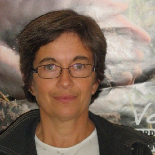 Présidente CR du Rhône