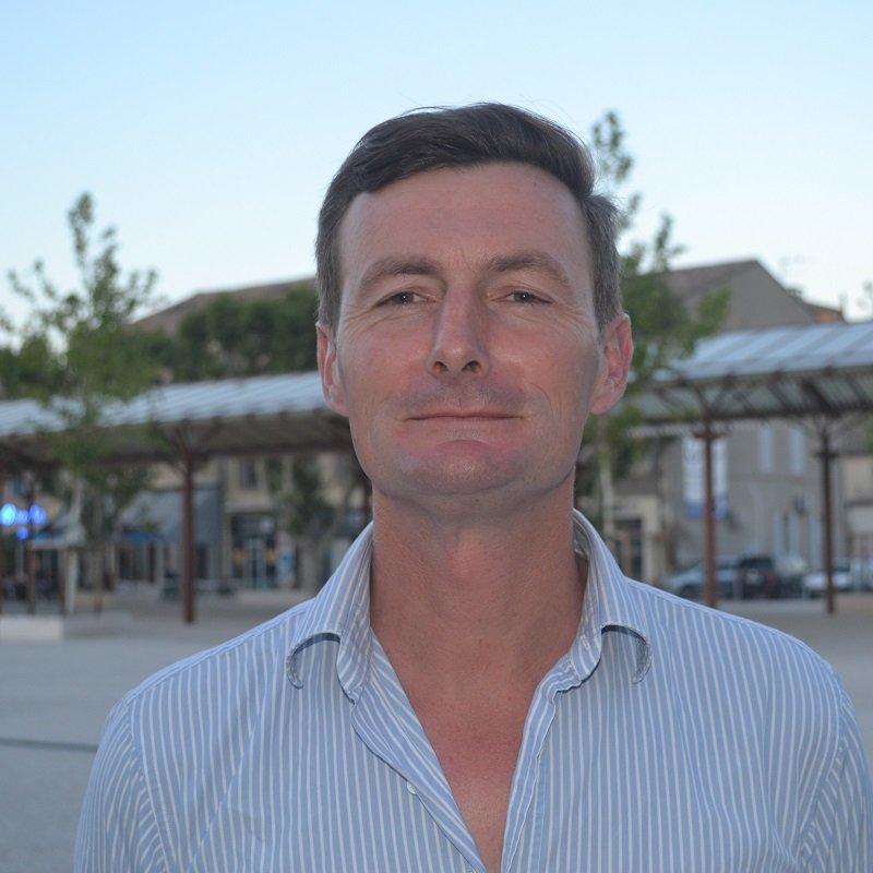 Président CR des Bouches du Rhone