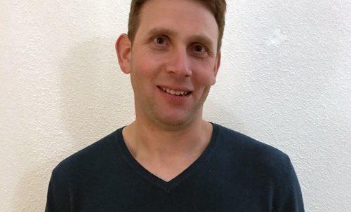 Yohann Quesnel, président de la CR 50