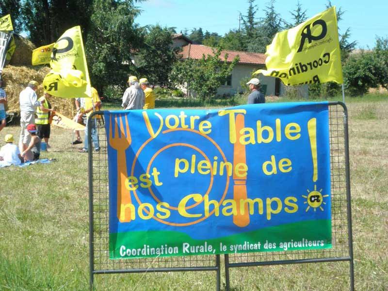 Tour de France 2012 - Coordination Rurale