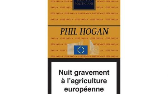 Phil Hogan Cigarettes