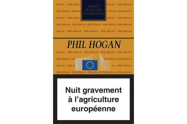 Phil Hogan Cigarettes