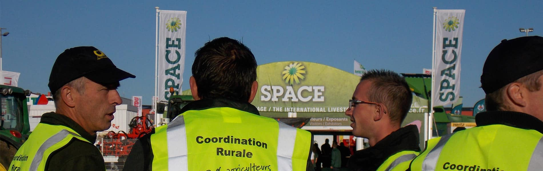 Space 2016 – Retrouvez la CR Hall 1 Stand G99