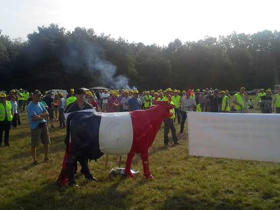 Manifestation Chambord