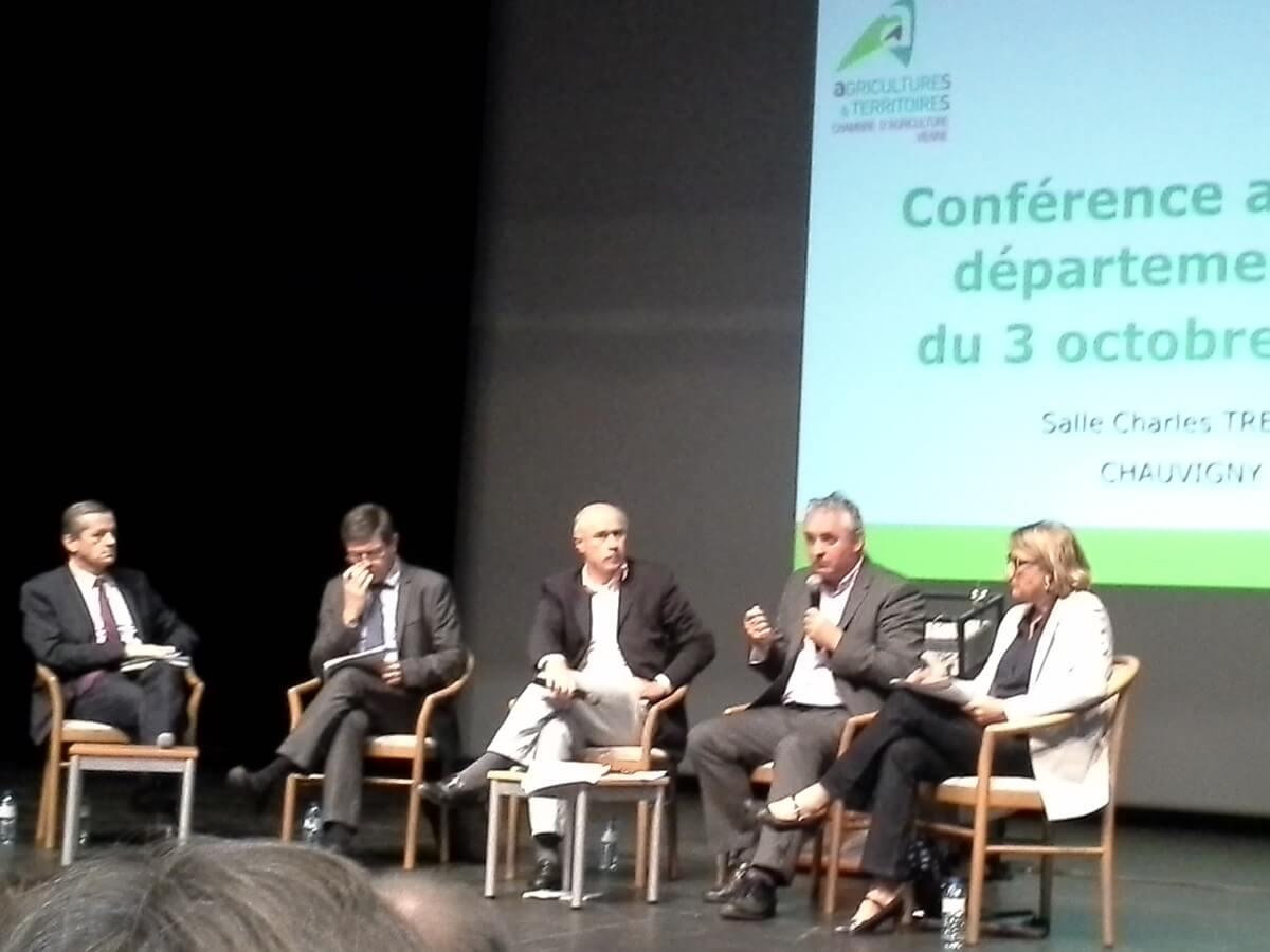 conférence agricole