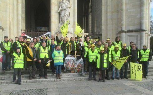 CR Centre, mobilisation à Orléans, entre Open Agrifood et Préfecture