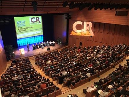23e congrès de la CR - Tours - 2016