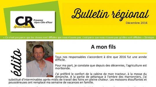 Bulletin Paca 2016