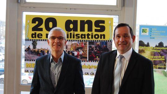 Max Bauer et Bernard Lannes (1)