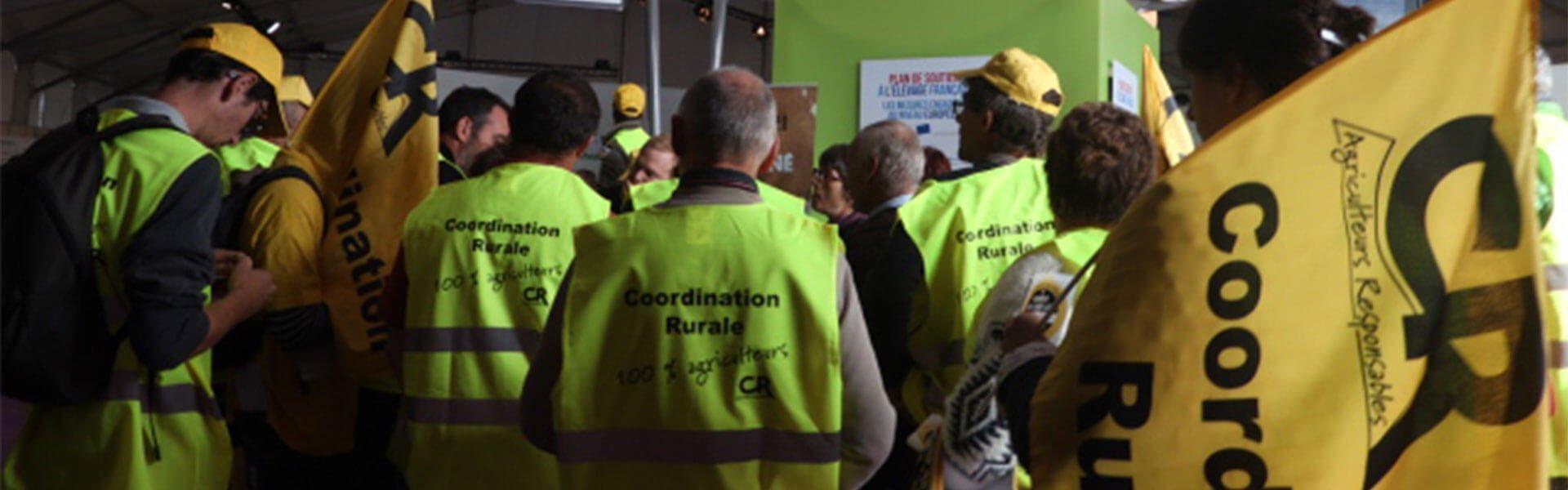 La CR occupe le Haut Conseil à la Coopération Agricole