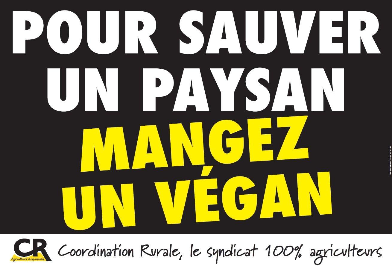 mangez un vegan