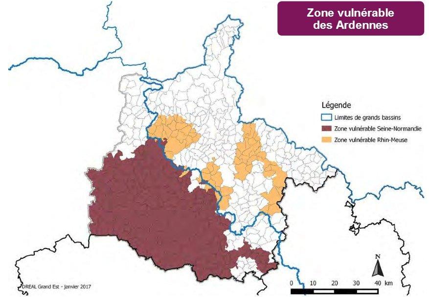 Zone vulnérable