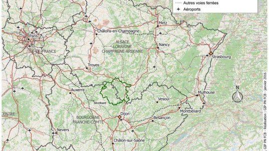 parc national forêts feuillus