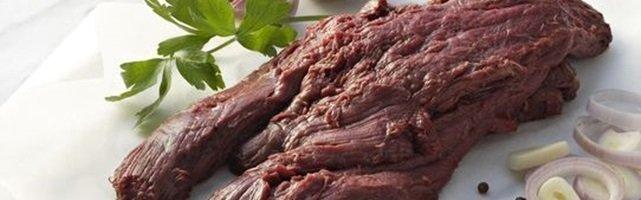 onglet viande
