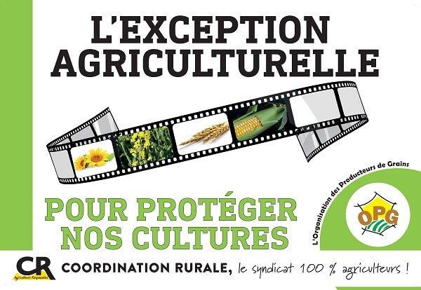 2017 01 Affiche Exception Agriculturelle Opg Cr  Cmle Reelle Imprimeur