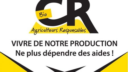logo section bio de la CR agriculture biologique