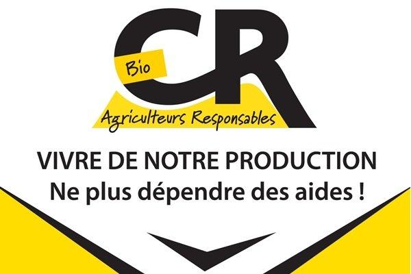 logo section bio de la CR agriculture biologique