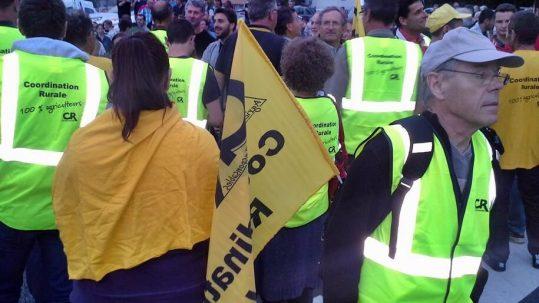 armand paquereau manifestation limoges contre végans