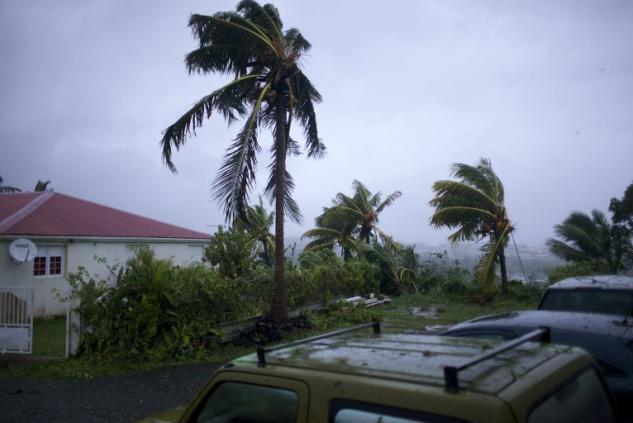 ouragan maria guadeloupe