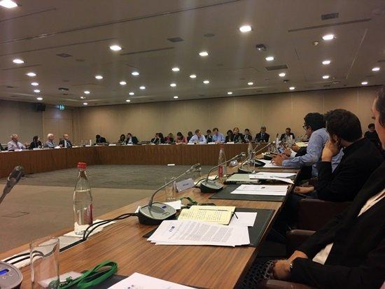 Réunion plan action gouvernemental sur mise en œuvre du Ceta