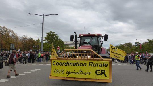 tracteur CR - manfi GCO