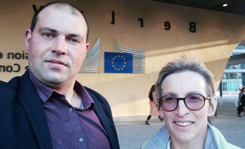 Rencontre Bruxelles- Rencontre cabinet du commissaire européen Phil Hogan