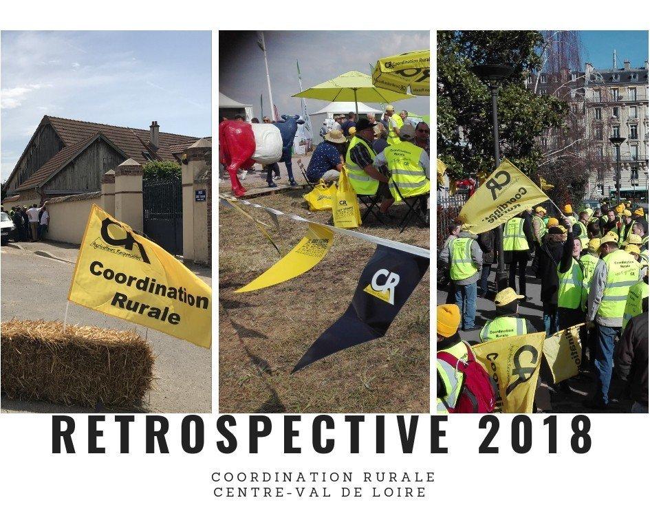 Rétrospective 2018