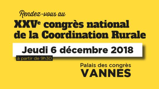 Congrès national CRUN