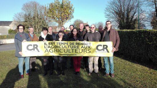 CR61 liste - coordination rurale orne
