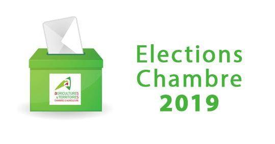 élection chambre