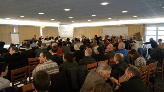 réunion publique 35