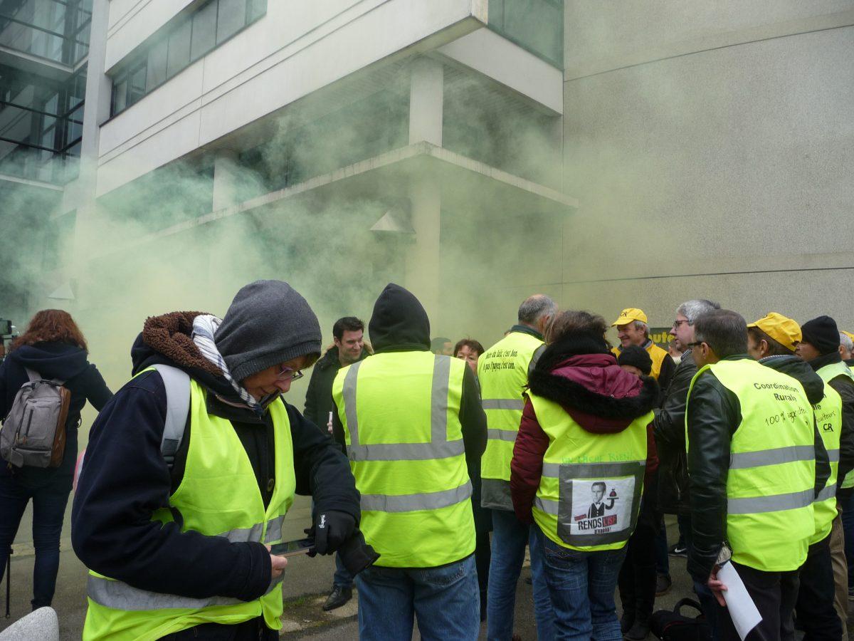 Mobilisation ASP Nantes