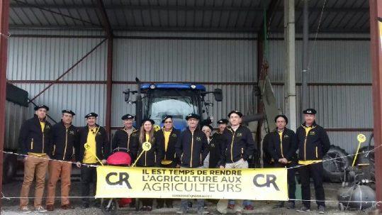 cr64 photo liste