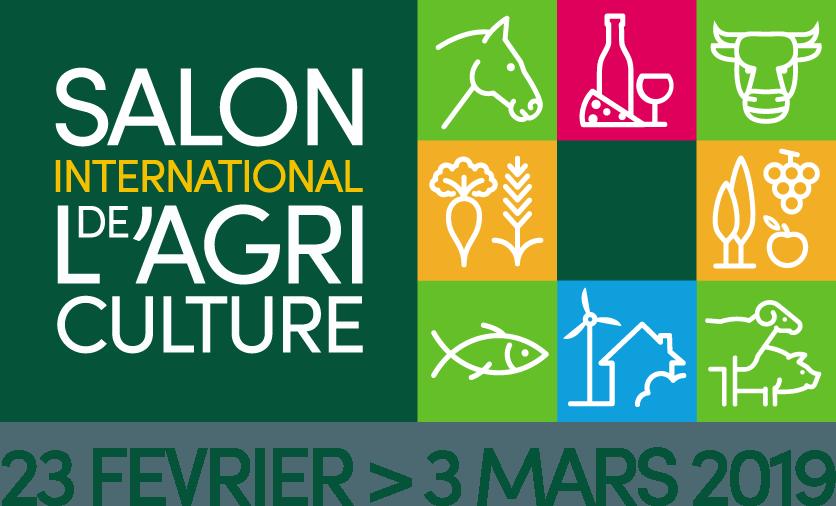 logo Salon de l'agriculture 2019