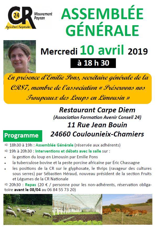 CR24-MP AG 2019