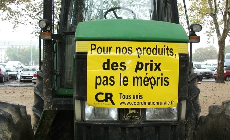 Tracteur CP