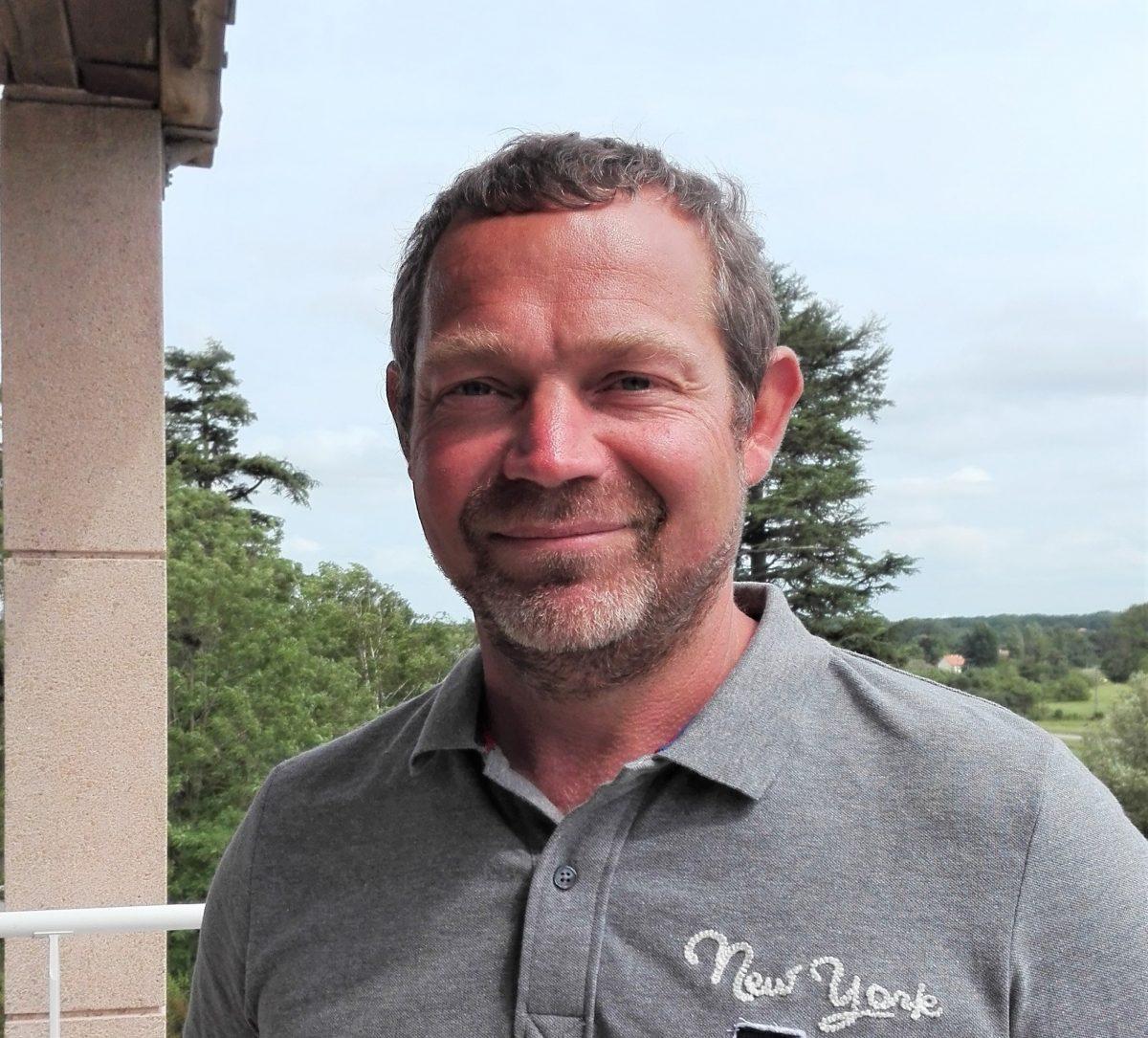 Guillaume poinot nouveau président de la CR86