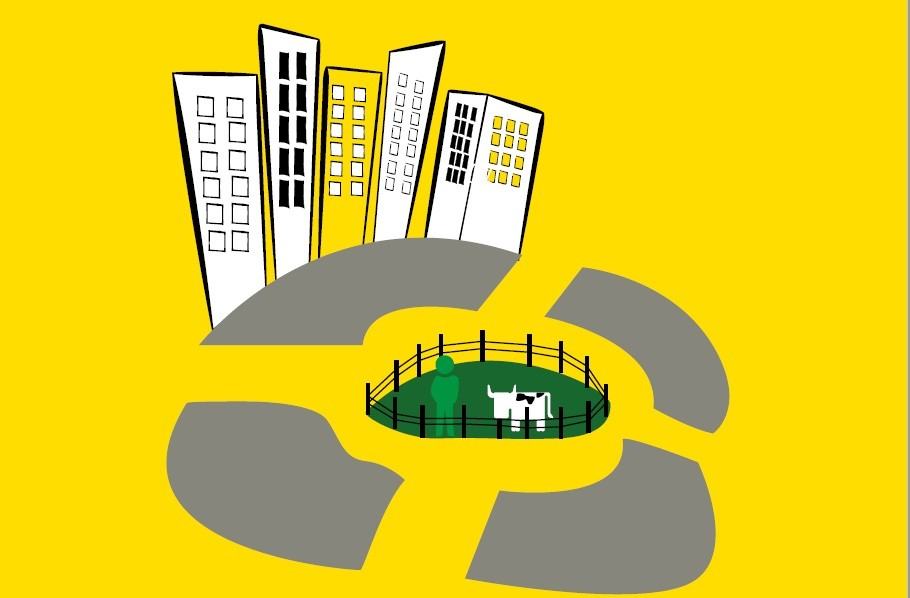 foncier agricole artificialisation des terres urbanisation