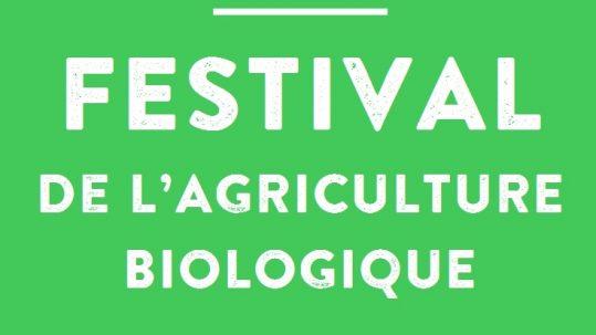 Titre festival agriculture biologique 2019 Nolay