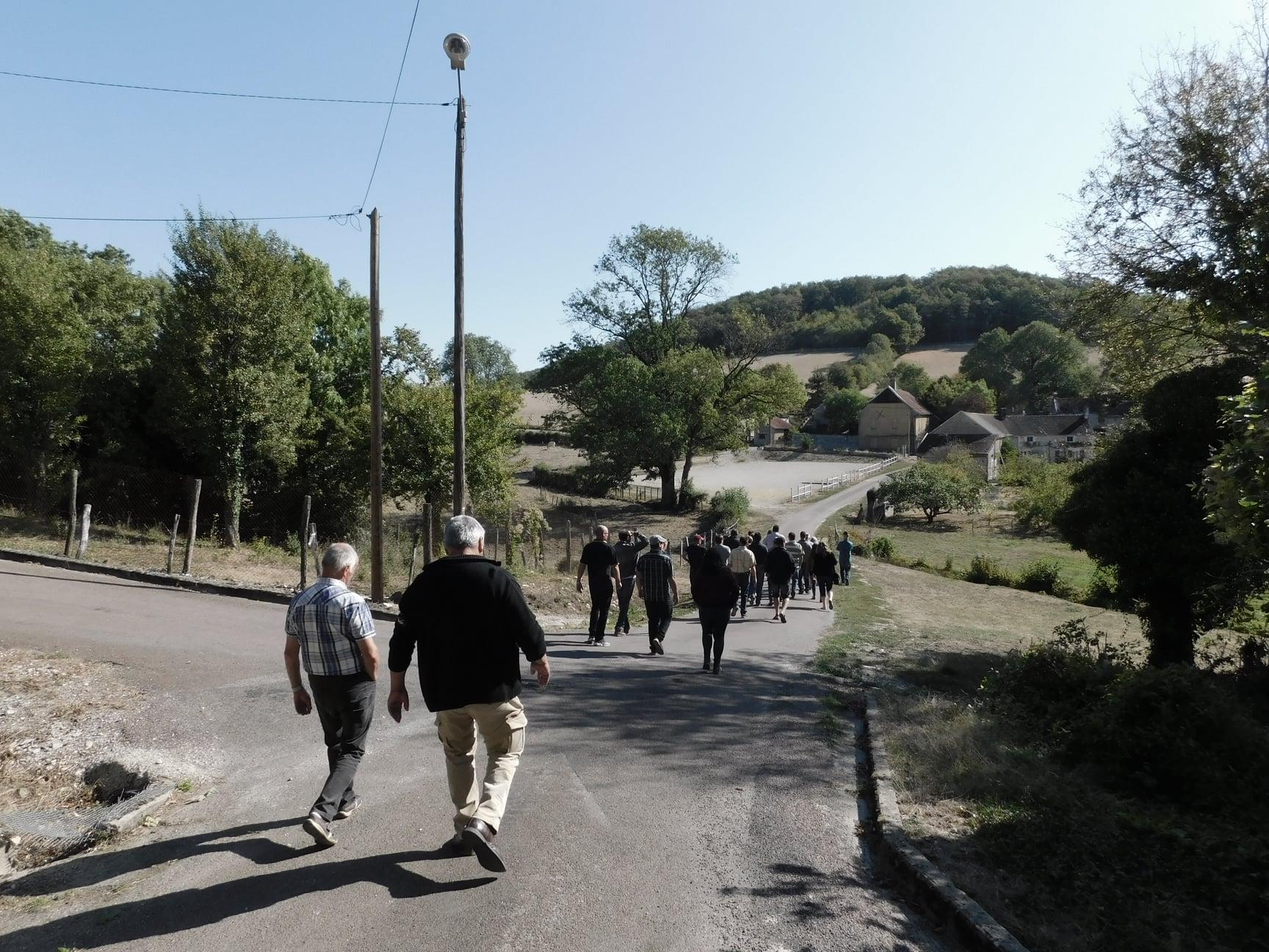 Journée Conviviale Coordination Rurale Bourgogne-Franche-Comte CRBFC 2019