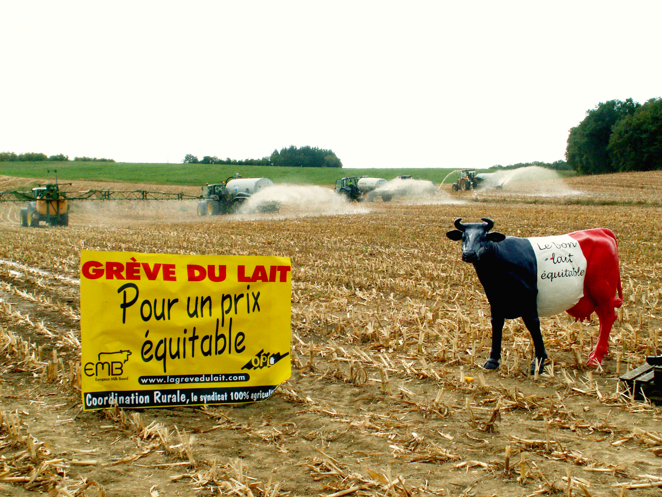 Grève du lait Lolme 1