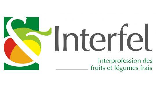 Logo Interfel - Interprofession des fruits et légumes frais