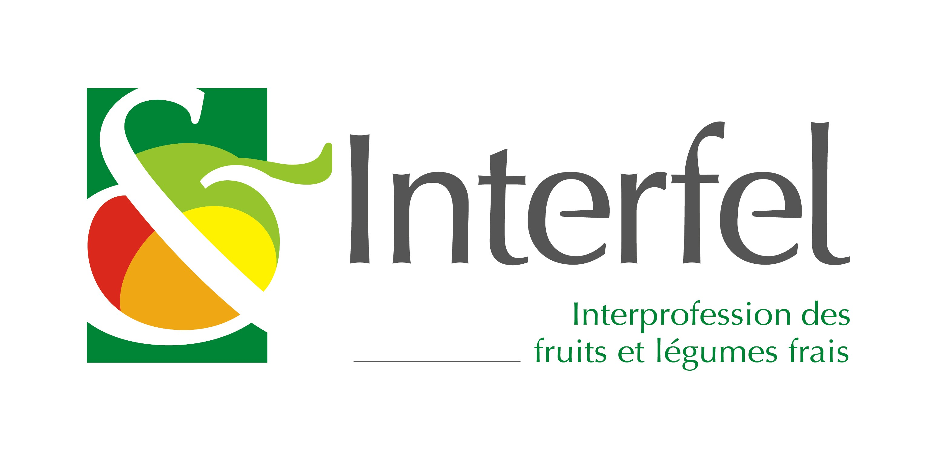 Logo Interfel - Interprofession des fruits et légumes frais