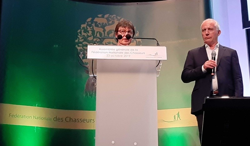 lydie deneuville ag chasse chasseurs