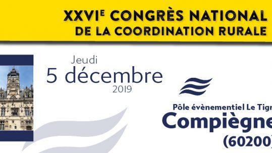 Congrès CR 2019 - Compiègne