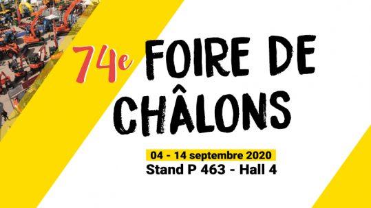 Foire de Châlons 2020 CR
