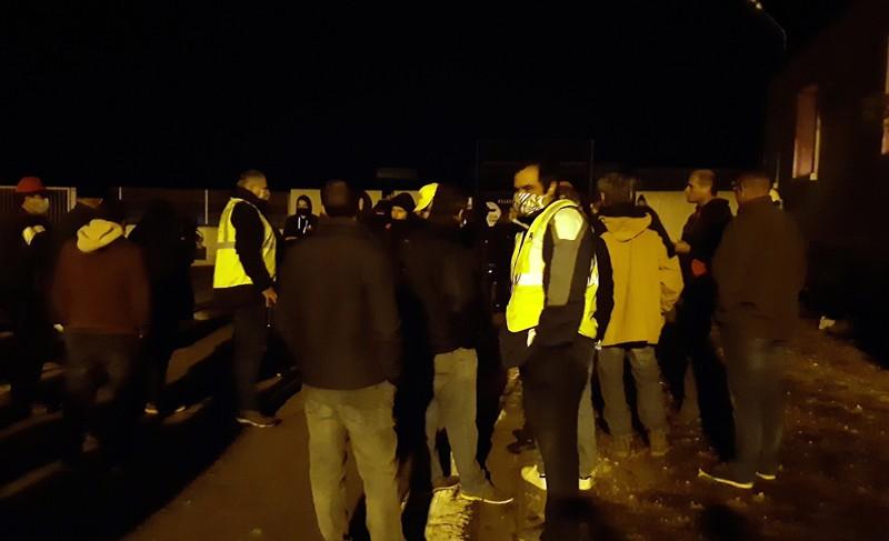 Nuit des abattoirs à Surgères
