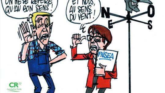 21 02 03 Article AAT - dessin de presse FNSEA
