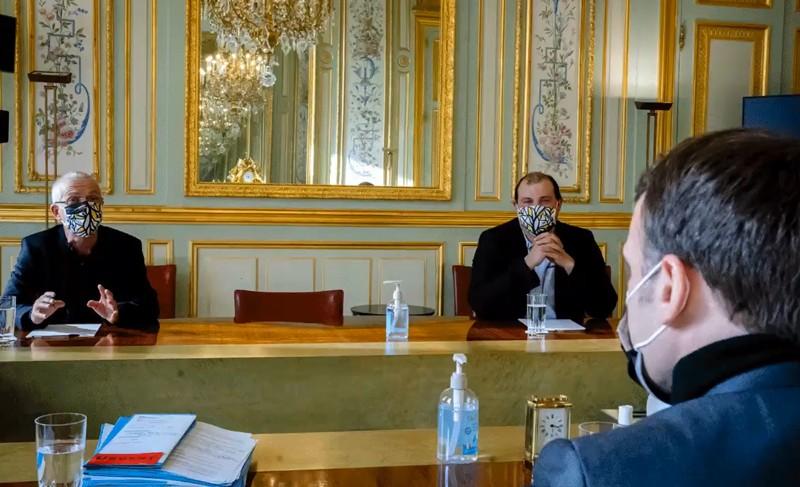 Elysée Bernard Lannes Alexandre Armel